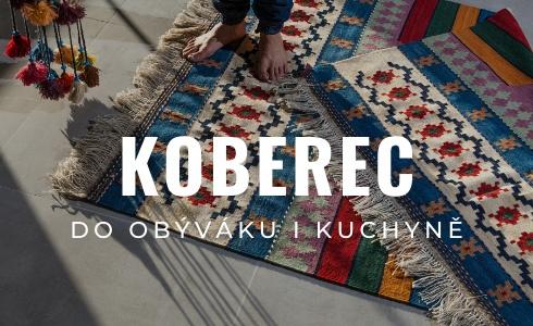Poradíme, jak vybrat kusový koberec do obýváku, kuchyně i chodby