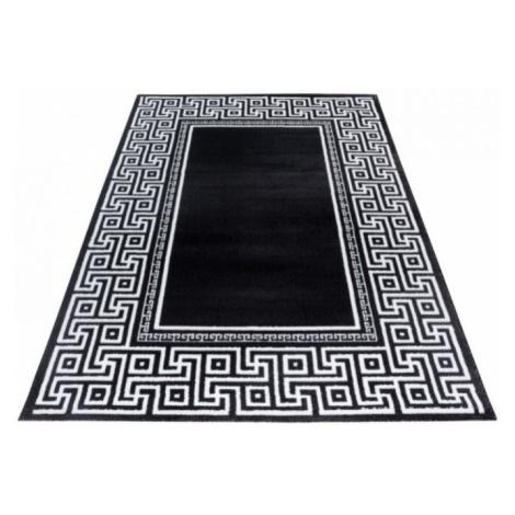 Moderní kusový koberec Parma 9340 Black   černý Typ: 160x230 cm Ayyildiz