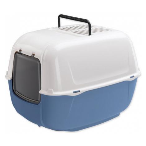 Toaleta Prima 39,5x52,5x38cm modrá Ferplast