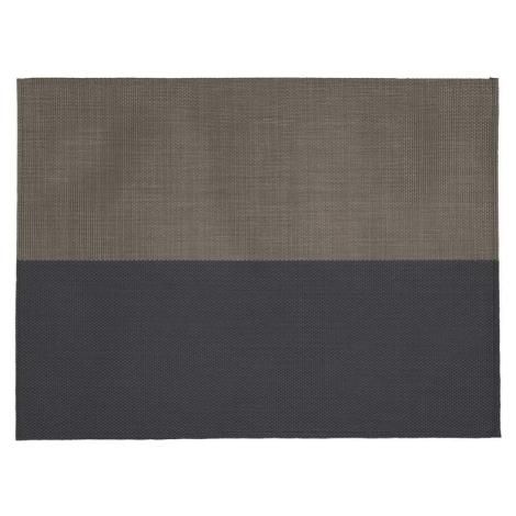 Béžovo-černé prostírání Tiseco Home Studio Stripe, 33 x 45 cm