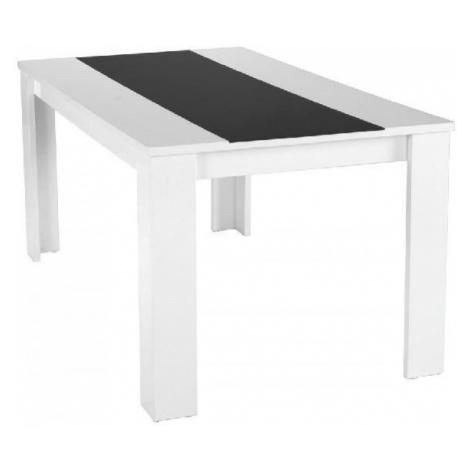 Kasvo BEATLE jíd.stůl 120x80 černá barva