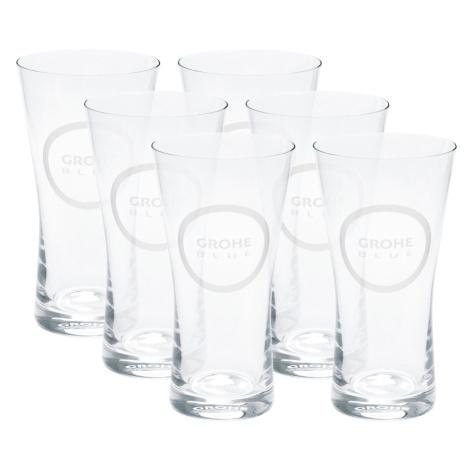 Skleničky na vodu (6 ks) Grohe Blue Home 40437000