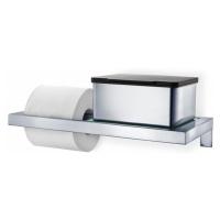 Blomus Polička/držák na toaletní papír Menoto mat