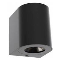 Venkovní nástěnné LED osvětlení Nordlux Canto 2 49701003, 12 W, N/A, černá
