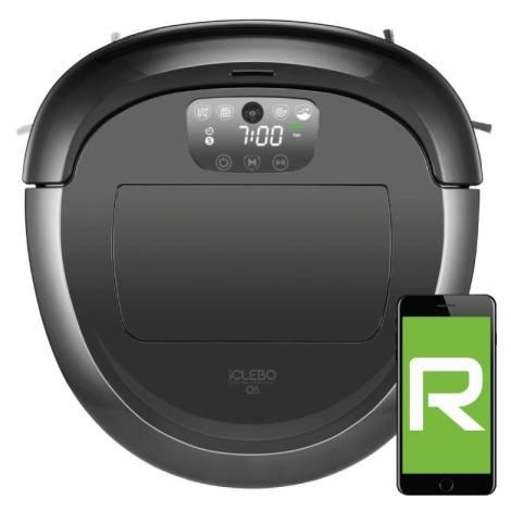 iClebo O5 - Robotický vysavač