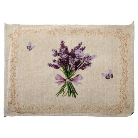 Textilní prostírání Dakls Easter Deco Levander Simple, 48 x 33 cm