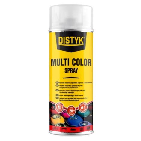 Barva ve spreji 400ml Distyk - RAL 6002 zelená listová