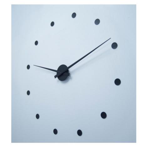 Radius Nástěnné hodiny Wall Clock - černé Radius design cologne