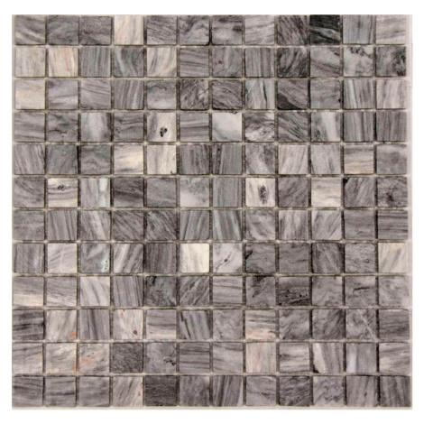 Kamenná mozaika Mosavit Cloudy gris 30x30 cm mat CLOUDYGR