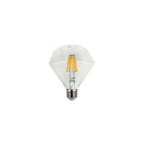 ACA LED dekorativní 6W E27 DIM 2700K