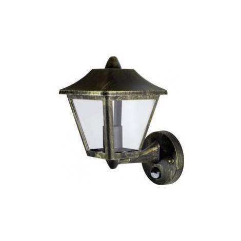 Venkovní nástěnné osvětlení s PIR detektorem LEDVANCE ENDURA® CLASSIC TRADITIONAL ALU L 40580752