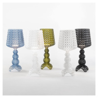 Kartell Kartell Mini Kabuki - LED stolní lampa, modrá
