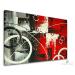 Autorská reprodukce na plátně ABSTRAKT XOBDO058D1