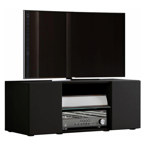 Tv - Skříňka Lowina Š: 95 Cm Černá Möbelix