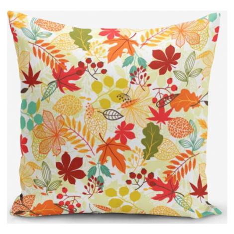 Povlak na polštář s příměsí bavlny Minimalist Cushion Covers Jungle, 45 x 45 cm