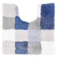 Kleine Wolke WC PŘEDLOŽKA, modrá, béžová