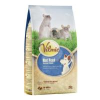 Vilmie prémiové krmivo pro potkany - výhodné balení: 5 x 2 kg