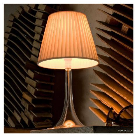 FLOS FLOS Miss K stolní lampa, krémové