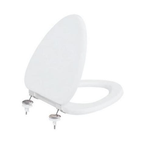 SAPHO KID WC sedátko, kovové panty, bílá KC0802.01.0