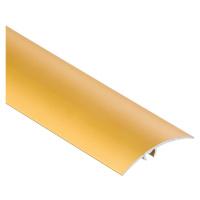 Přechodový profil LW 50 1,0m zlatý