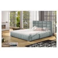Confy Designová postel Raelyn 160 x 200 - 5 barevných provedení