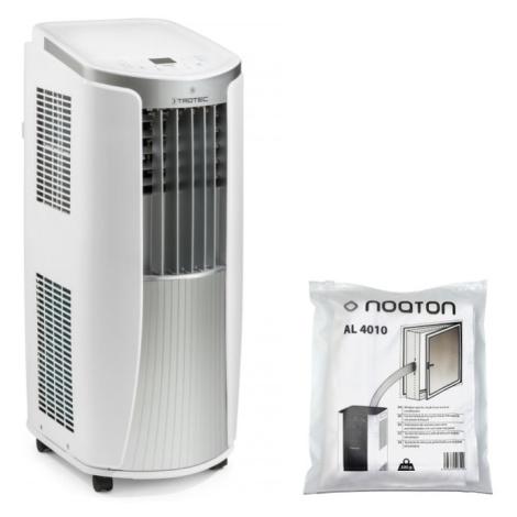 Trotec PAC 2610 E + Noaton AL 4010, mobilní klimatizace + těsnění oken (4m)