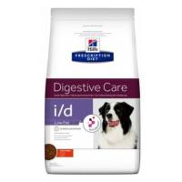 Hill's Prescription Diet i/d Low Fat Digestive Care s kuřecím - 6 kg