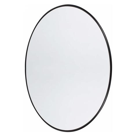 Muubs, Nástěnné zrcadlo kulaté Copenhagen S | černá
