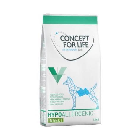 Concept for Life Veterinary Diet výhodné balení 2 x 12 kg - Gastro Intestinal (2 x 12 kg)