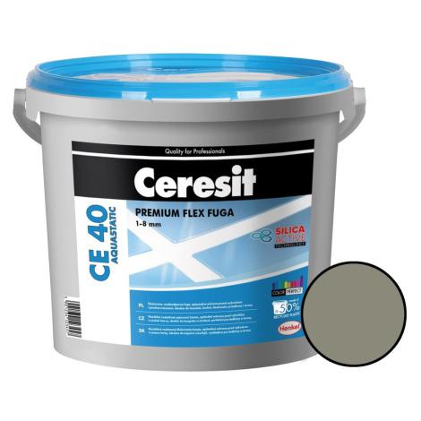 Spárovací hmota Ceresit CE 40 antracite 5 kg CG2WA CE40513