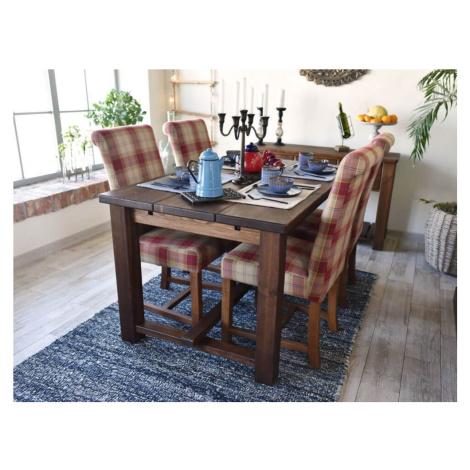 Seart Dřevěný stůl Rustyk 03