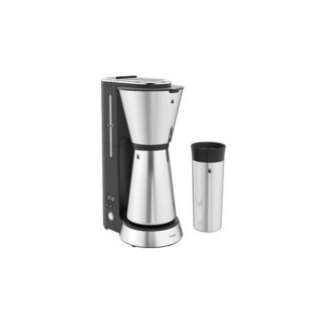 Kávovar WMF KÜCHENminis® Aroma Thermo to go, černá, stříbrná