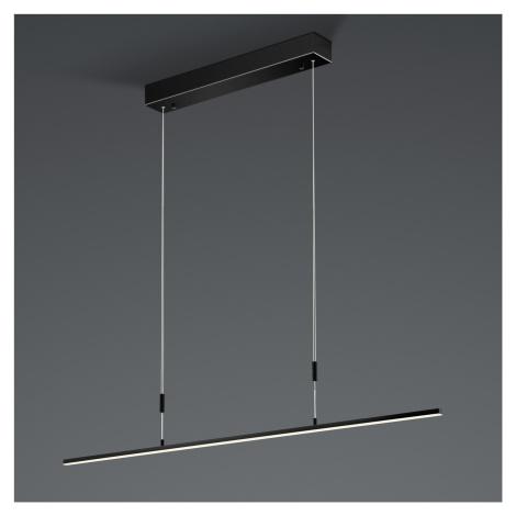 BANKAMP BANKAMP Slim závěsné světlo ZigBee 98cm černá