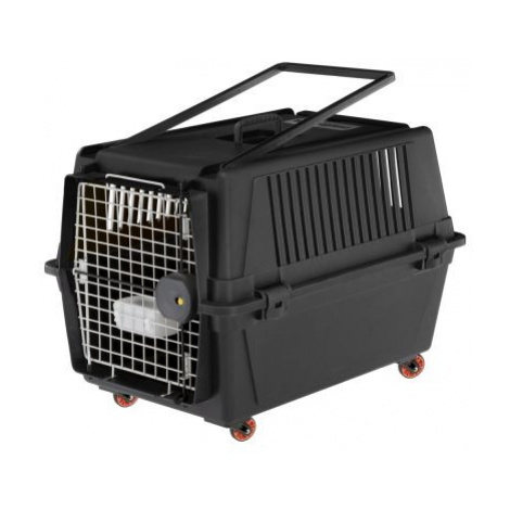 Ferplast Atlas Professional přepravka pro psy s kolečky - velikost 50: Š 55,5 x H 81 x V 58 cm