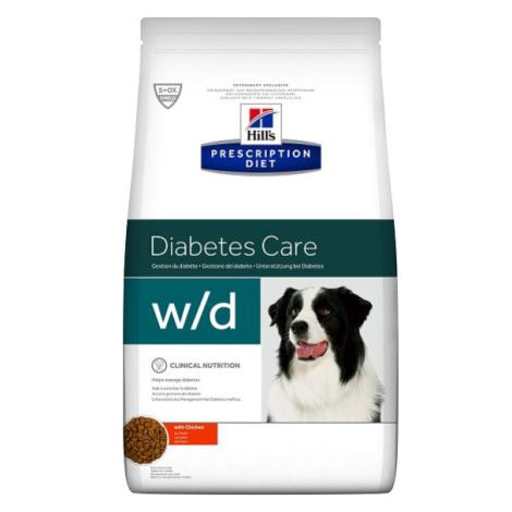 HILL`S Prescription Diet Canine w/d 12kg Hill's Science Plan