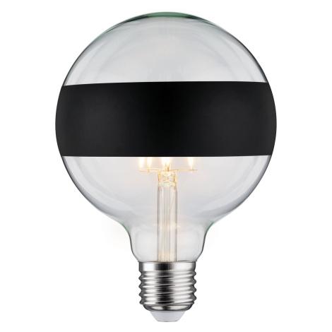 Paulmann 28682 LED A+ A++ E E27 tvar globusu 6.5 W teplá bílá