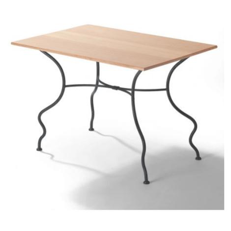 Kovaný stůl Brest FOR LIVING