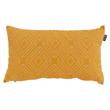 Žlutý zahradní polštář Hartman Bibi, 30 x 50 cm