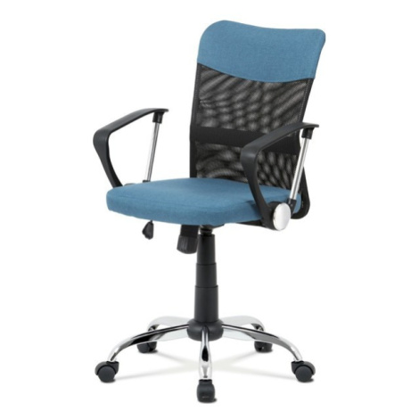 Sconto Kancelářská židle PEDRO modrá