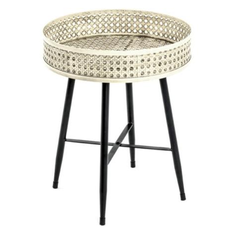 Sconto Přístavný stolek TABAGO ø 45 cm