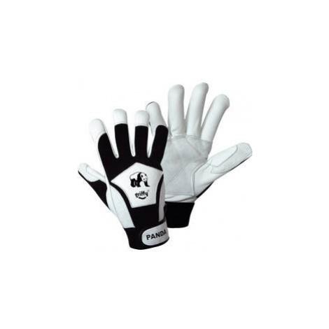 Montážní rukavice L+D Griffy Panda 1730-8, velikost rukavic: 8, M