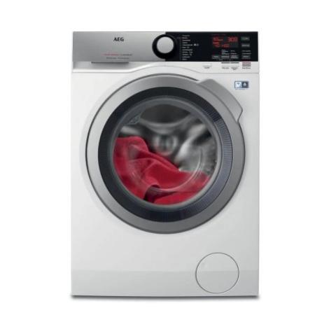 Pračka předem plněná pračka s předním plněním aeg l7fee68sc, 8kg