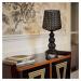 Kartell Kartell Mini Kabuki - LED stolní lampa, černá