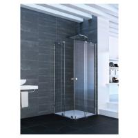 Sprchové dveře 120x200 cm pravá Huppe Xtensa pure chrom lesklý XT1406.069.322