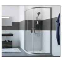 Sprchové dveře 100x100x200 cm Huppe Classics 2 chrom lesklý C20613.069.322