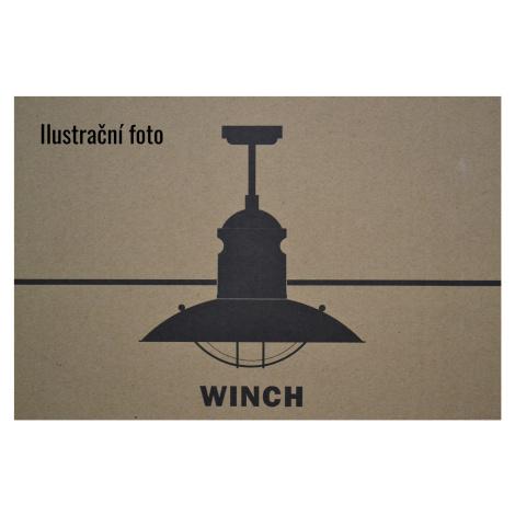 FARO 33396 WINCH, stropní ventilátor se světlem