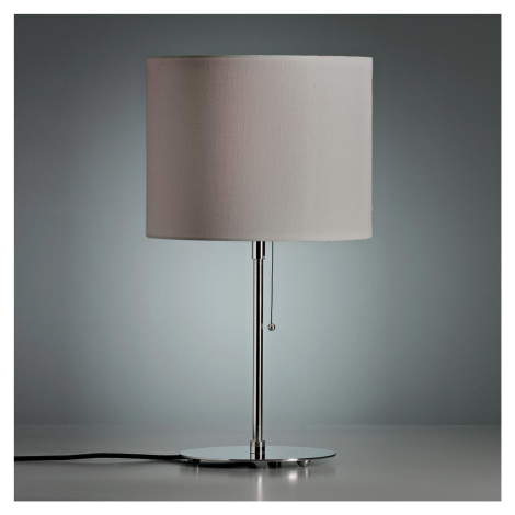 TECNOLUMEN TECNOLUMEN Walter Schnepel, stolní lampa šedá