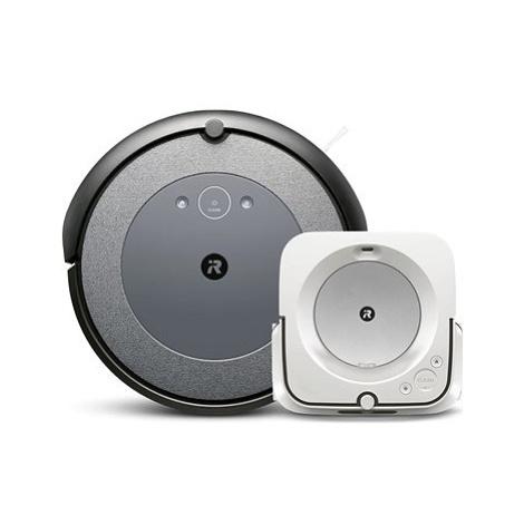 iRobot Roomba i3 a Braava jet m6