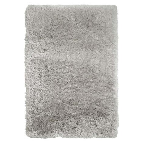Světle šedý ručně tuftovaný koberec Think Rugs Polar PL Light Grey, 120 x 170 cm