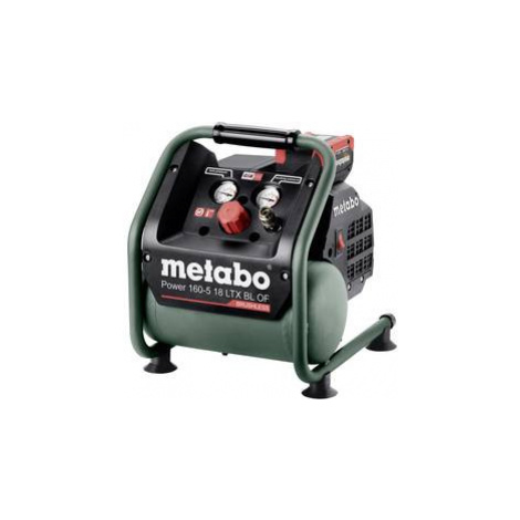 Akumulátorový kompresor pro přípravu stlačeného vzduchu Metabo Power 160-5 18 LTX BL OF 60152185